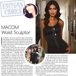 04060361960f4 A beauty Editors Waist Sculptor challenge - MACOM