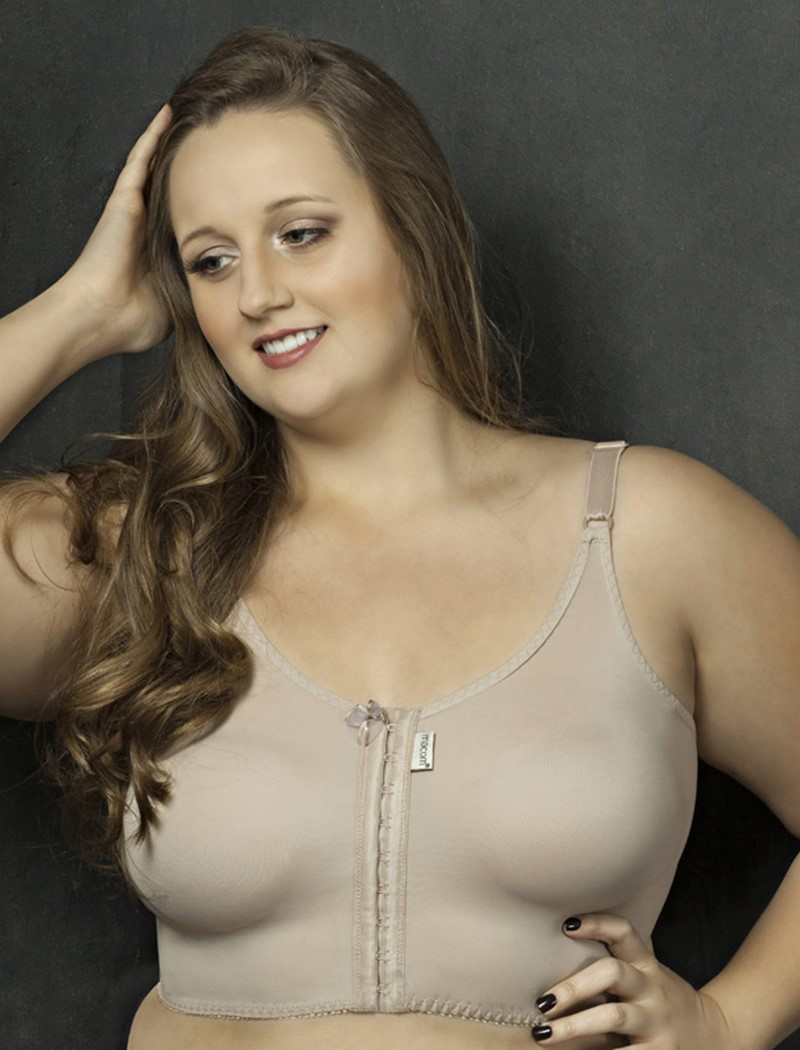 Signature Bra - Clay - Plus Size