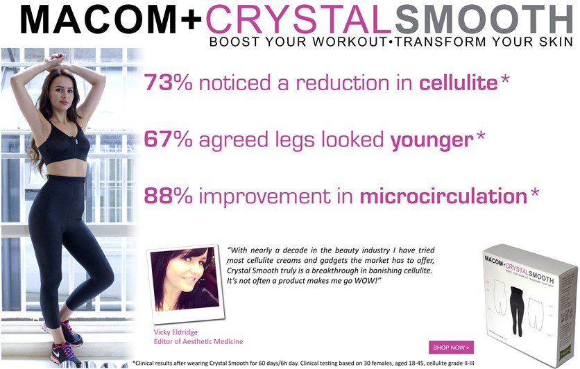 MACOM Crystal Smooth